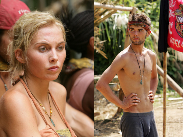 castaways who've been privy to the Hidden Immunity Idol clues — Jamie,